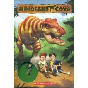 Dinosaur Cove Boxed Set 1-6 with Bonus Dinosaur Tooth Charm