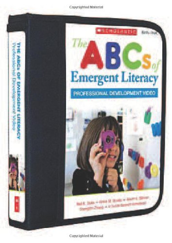 9780545195683: The ABCs of Emergent Literacy: DVD & Guide for Caregivers of Children From Birth to 5