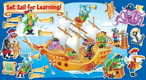 9780545195829: Sea Adventure Bulletin Board