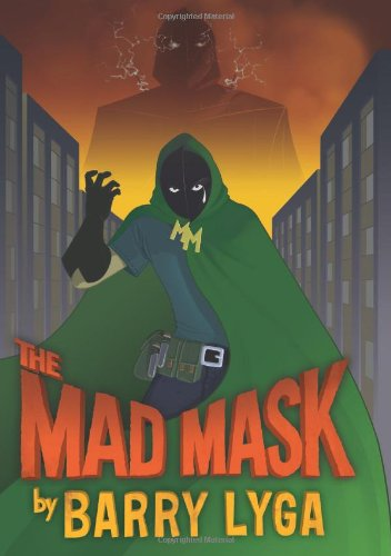 9780545196512: The Mad Mask (Archvillain)