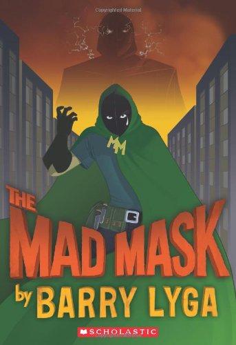 9780545196536: The Mad Mask (Archvillain)