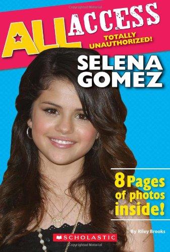 9780545196574: Selena Gomez (All Access)