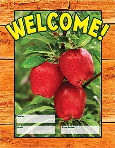 9780545198288: Apple Welcome Chart