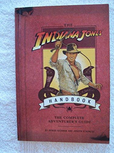 9780545198578: The Indiana Jones HANDBOOK: The Complete Adventurer's Guide