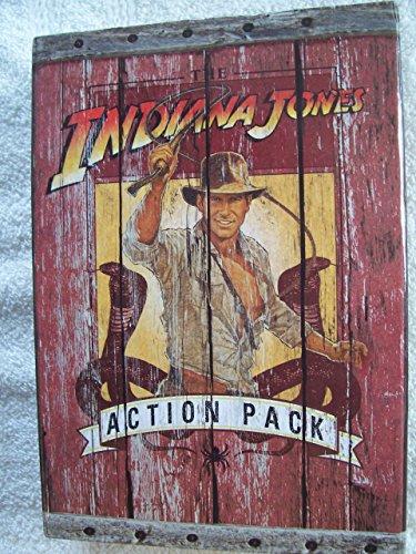 9780545198691: Indiana Jones Action Pack 3 Book Set plus Bonus Poster - Indiana Jones and the Pyramid of the Sorcerer, Indiana Jones and the Mystery of Mount Sinai, The Indiana Jones Handbook: The Complete Adventurer's Guide