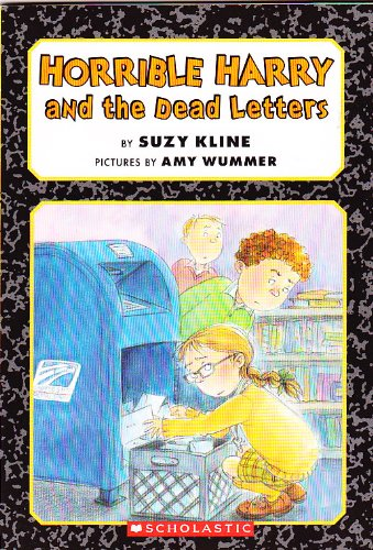 9780545198776: Horrible Harry and the Dead Letters