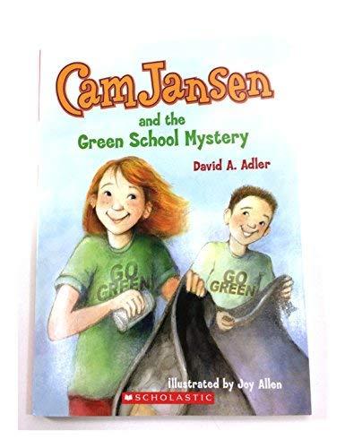 9780545199070: Cam Jansen and the Green School Mystery (Cam Jansen)