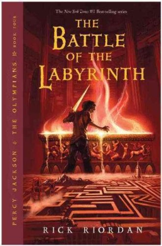 9780545200493: [The Battle of the Labyrinth] (By: Rick Riordan) [published: July, 2009]