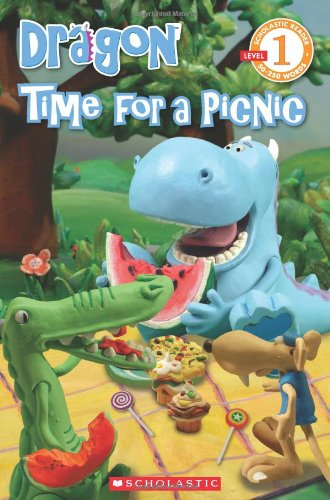 9780545200578: Dragon Reader #4: Time for a Picnic (Level 1) (Scholastic Readers)