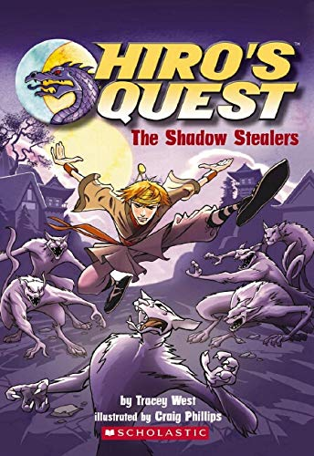 9780545201001: The Shadow Stealers (Hiro's Quest)