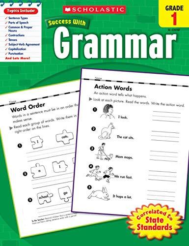9780545201070: Grammar, Grade 1 (Scholastic Success with Workbooks: Grammar)