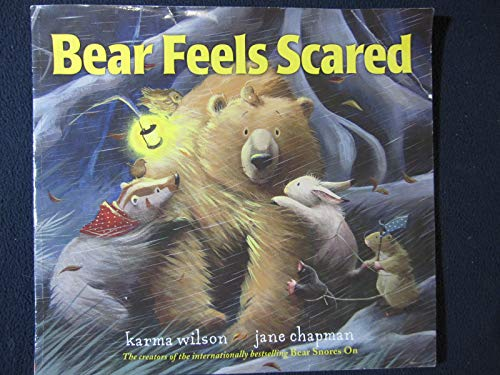 9780545201179: Bear Feels Scared only (not a set of 3)