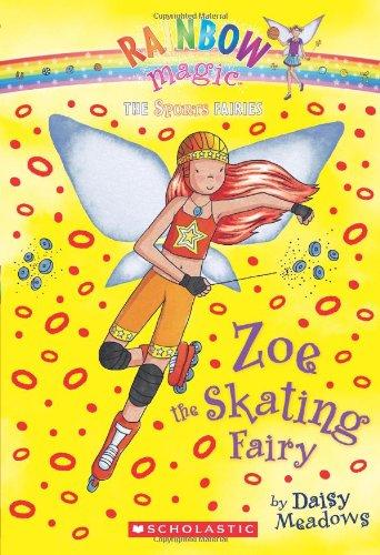 9780545202541: Zoe the Skating Fairy (Rainbow Magic: Sports Fairies #3)
