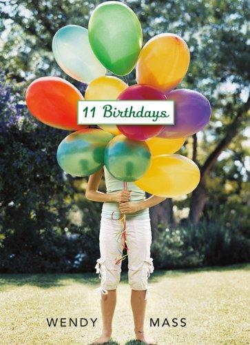 9780545202749: 11 Birthdays - Audio
