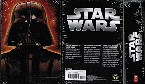 The Rise and Fall of Darth Vader, the Life and Legend of Obi-wan Kenobi and a New Hope: The Life of...