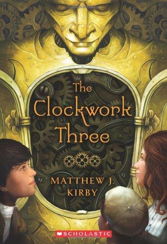 9780545203388: The Clockwork Three