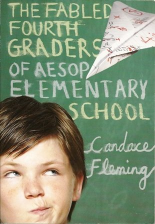 9780545203906: The Fabled Fourth Graders of Aesop Elementary School