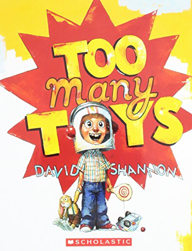 9780545204125: Too Many Toys [Taschenbuch] by David Shannon