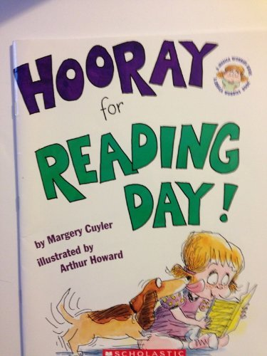 9780545204224: Hooray for Reading Day (A Jessica Worries Book)