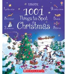 1001 Things to Spot At Christmas: Usborne