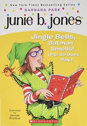 9780545205962: Jingle Bells, Batman Smells (P.O. So Does May) (Junie B. First Grader)