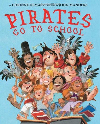 9780545206297: Pirates Go to School
