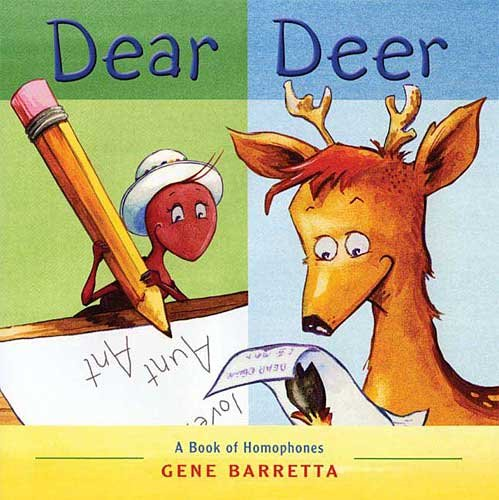 9780545206440: Dear Deer A Book of Homophones