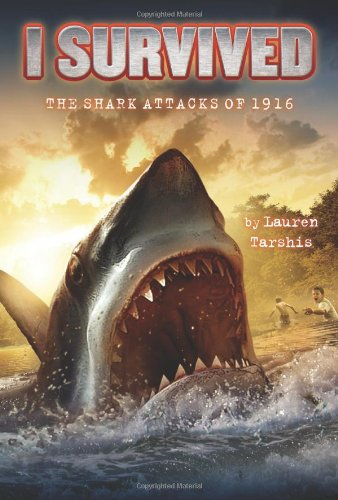 9780545206884: I Survived the Shark Attacks of 1916