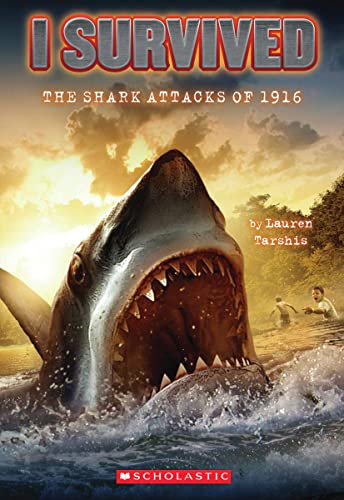 9780545206952: I Survived the Shark Attacks of 1916