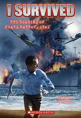 Stock image for I Survived the Bombing of Pearl Harbor, 1941 (I Survived #4) (4) for sale by Orion Tech