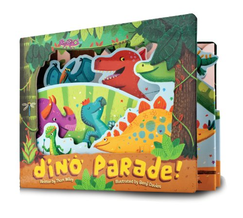 Dino Parade: Thom Wiley, Benji Davies (Illustrator)