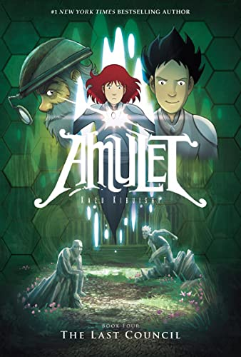 9780545208864: The Last Council (Amulet #4)