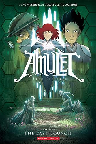 9780545208871: Amulet: The Last Council: 04