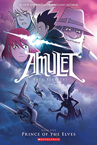 9780545208895: Prince of the Elves (Amulet #5)