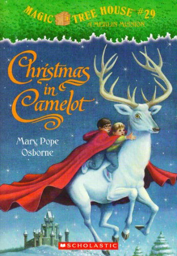 9780545209267: Christmas in Camelot (Magic Tree House #29)