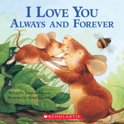 I Love You Always And Forever: Jonathan Emmett