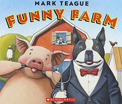 9780545209601: Funny Farm