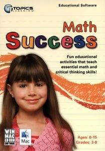 9780545210171: Math Success [Windows/Mac CD-Rom]