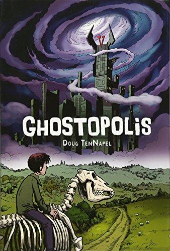 9780545210270: Ghostopolis