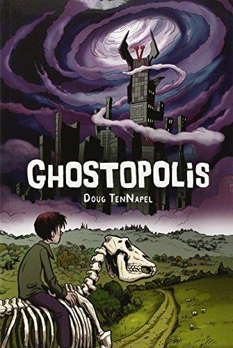 9780545210287: Ghostopolis