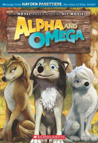 9780545214612: Alpha and Omega: The Junior Novel