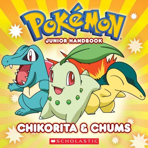 9780545214759: Chikorita and Chums (Pokémon Junior Handbooks)