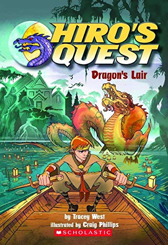 9780545214773: Dragon's Lair (Hiro's Quest)