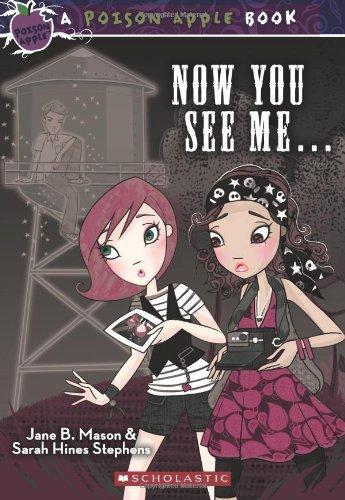 Now You See Me. (Poison Apple, No.: Mason, Jane B.;