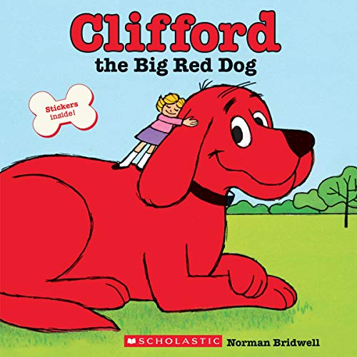 9780545215787: Clifford The Big Red Dog (Clifford 8x8)