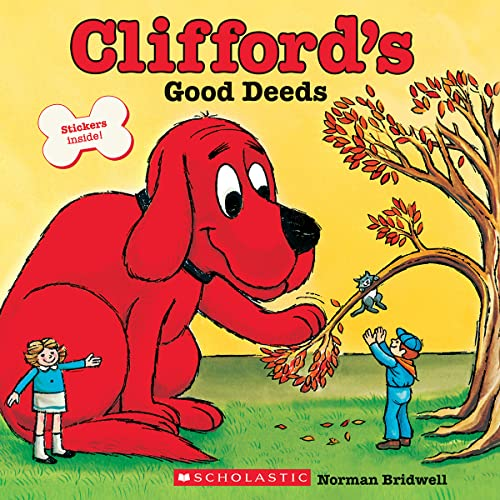Clifford's Good Deeds (Clifford 8x8): Norman Bridwell