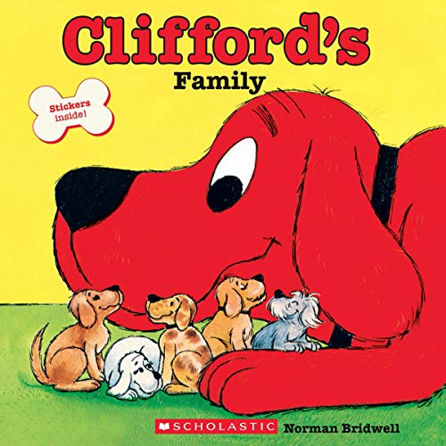 9780545215855: Clifford's Family