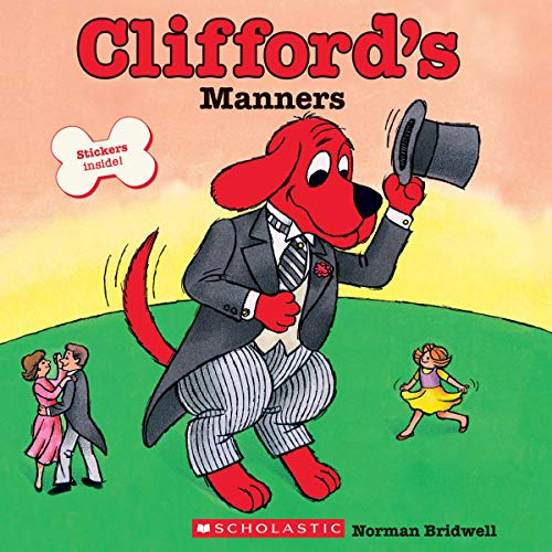9780545215862: Clifford's Manners (Clifford 8x8)