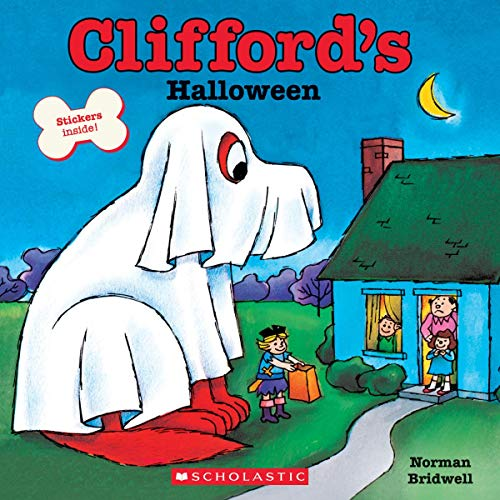9780545215954: Clifford's Halloween
