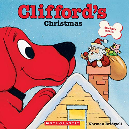 9780545215961: Clifford's Christmas (Clifford, the Big Red Dog)